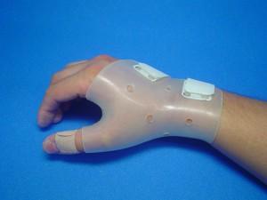 手関節固定