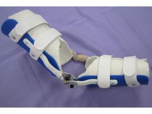 肘装具(両側支柱)