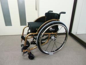 オーダーメイド車椅子(4)