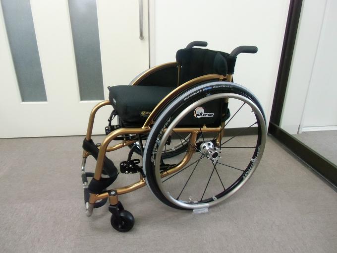 オーダーメイド車椅子(1)
