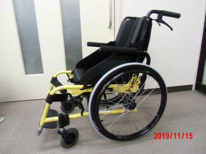 オーダーメイド車椅子(6)